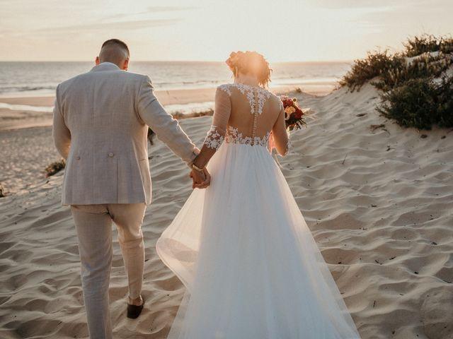 O casamento de Nuno e Sílvia em Fonte da Telha, Almada 15