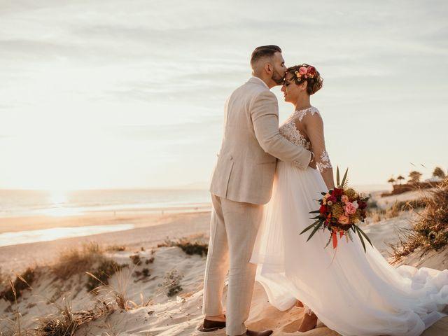 O casamento de Nuno e Sílvia em Fonte da Telha, Almada 16