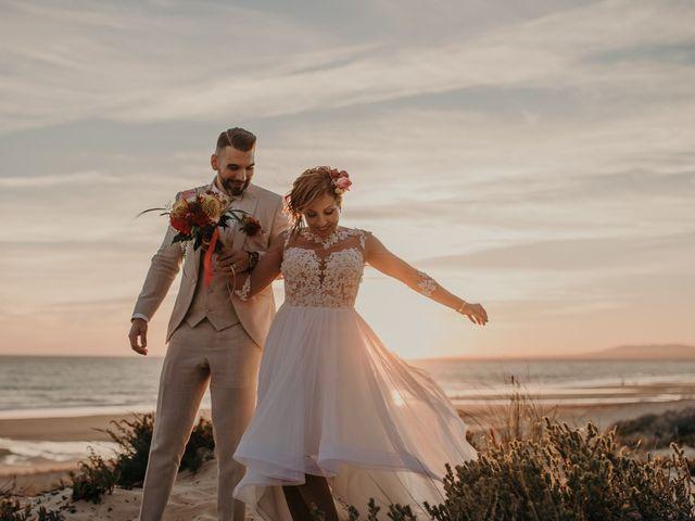 O casamento de Nuno e Sílvia em Fonte da Telha, Almada 17