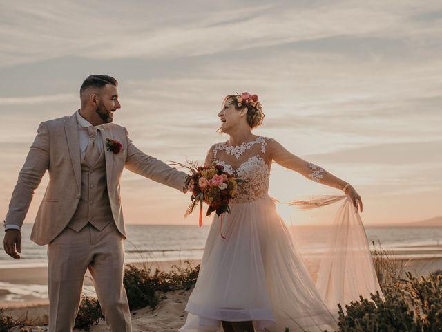 O casamento de Nuno e Sílvia em Fonte da Telha, Almada 18