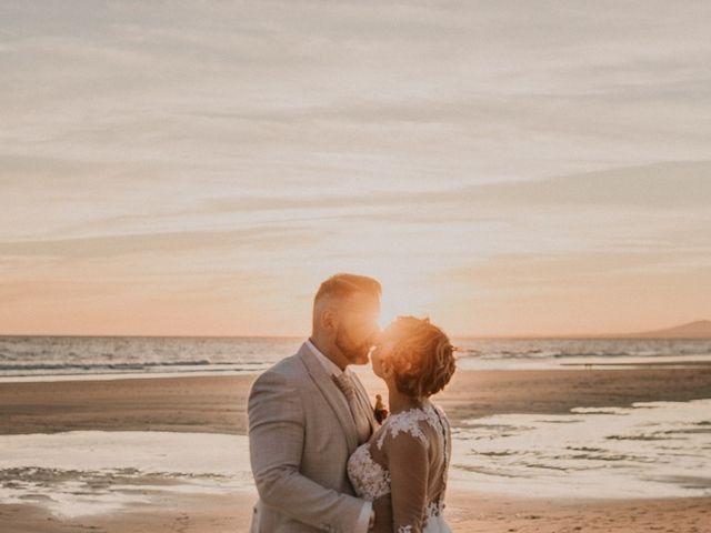 O casamento de Nuno e Sílvia em Fonte da Telha, Almada 20