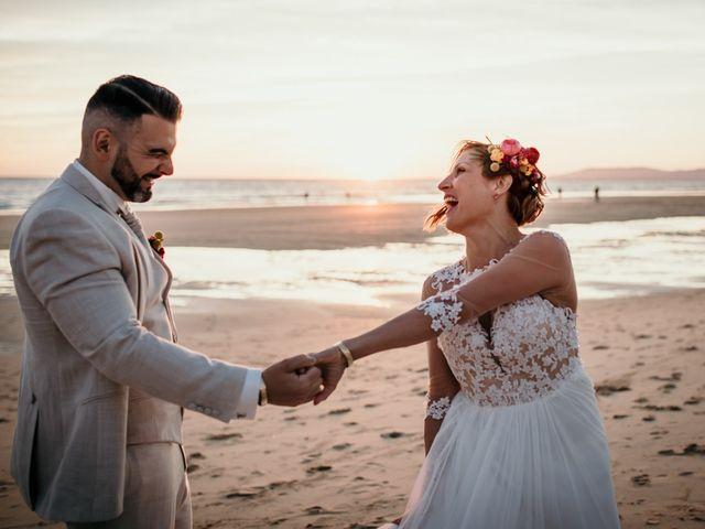 O casamento de Nuno e Sílvia em Fonte da Telha, Almada 23