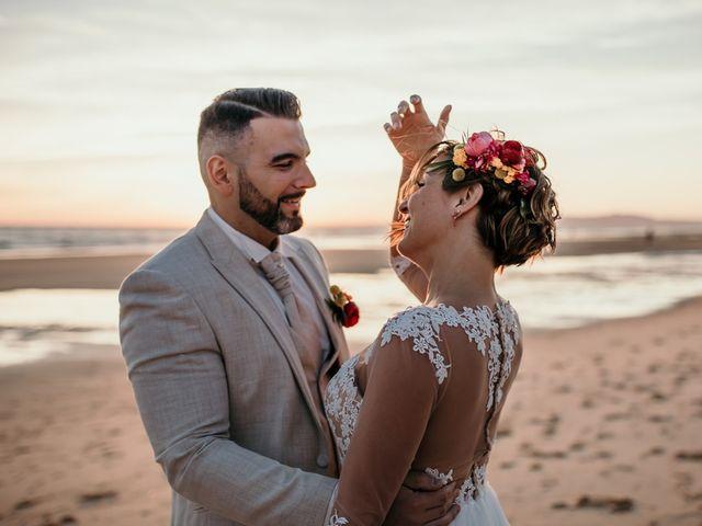 O casamento de Nuno e Sílvia em Fonte da Telha, Almada 26