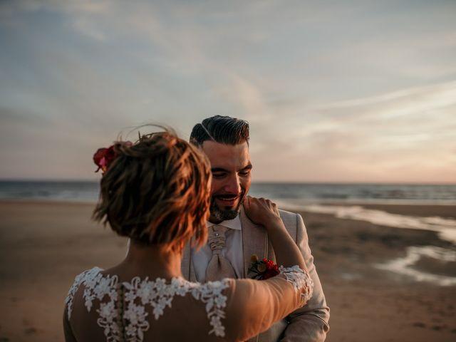 O casamento de Nuno e Sílvia em Fonte da Telha, Almada 28
