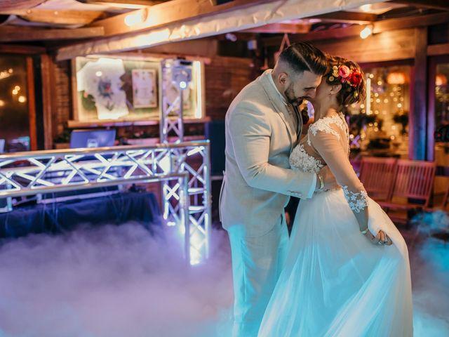 O casamento de Nuno e Sílvia em Fonte da Telha, Almada 33