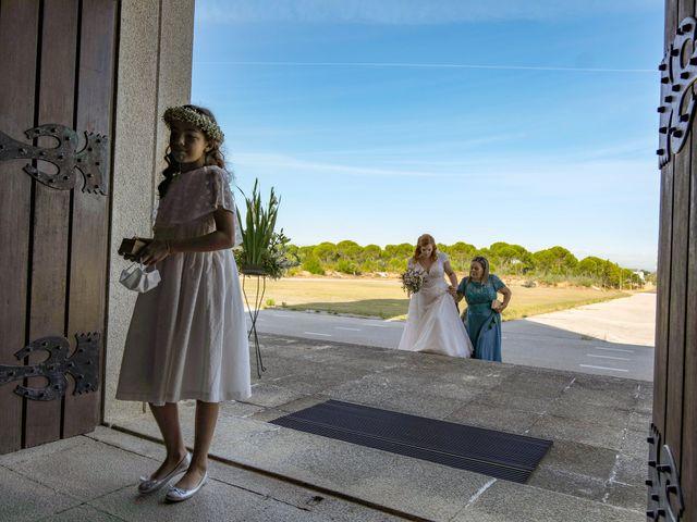 O casamento de David e Renata em Aldeia de Santa Margarida, Constância 8