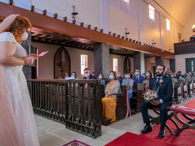 O casamento de David e Renata em Aldeia de Santa Margarida, Constância 9