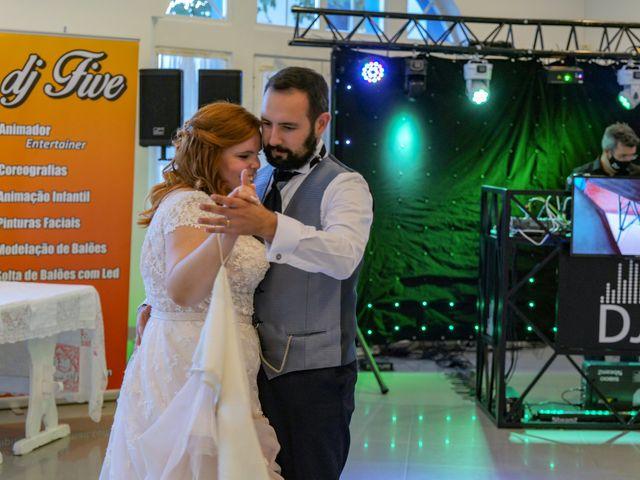 O casamento de David e Renata em Aldeia de Santa Margarida, Constância 15