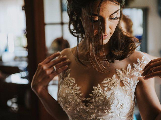 O casamento de Tiago e Milene em Espinhel, Águeda 6