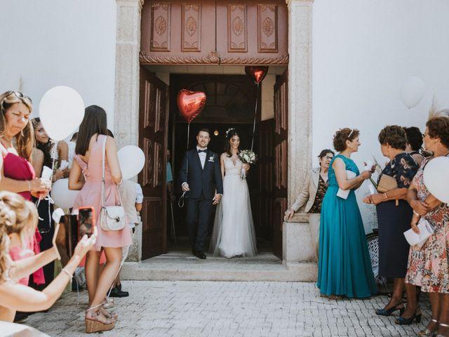 O casamento de Tiago e Milene em Espinhel, Águeda 9
