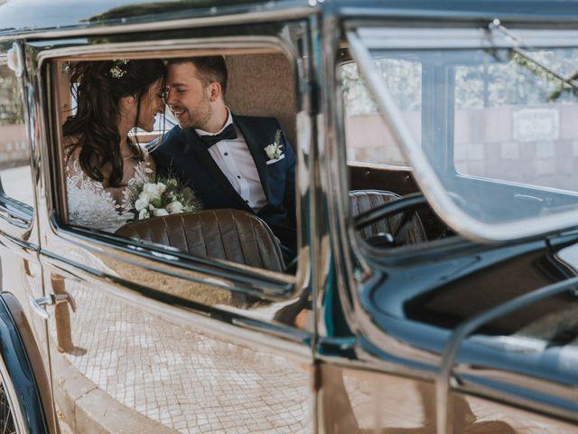 O casamento de Tiago e Milene em Espinhel, Águeda 1