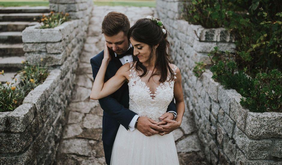 O casamento de Tiago e Milene em Espinhel, Águeda