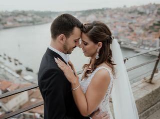 O casamento de Daniela e Sérgio