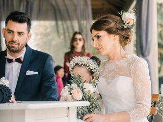 O casamento de Sandra e Ruben