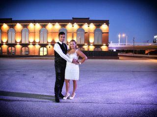 O casamento de Alexandrina e Ricardo