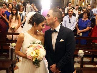 O casamento de Cláudia e Tiago 1