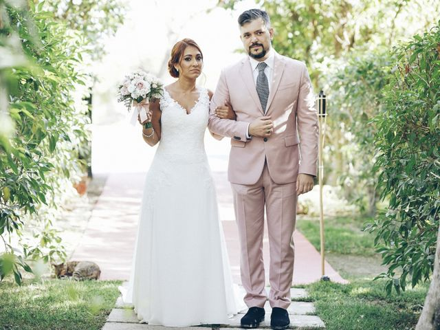 O casamento de Hugo e Leonor em Olhão, Olhão 20