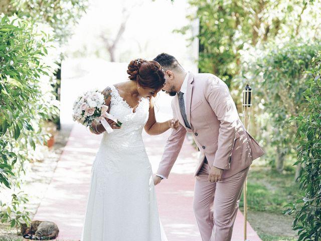 O casamento de Hugo e Leonor em Olhão, Olhão 21