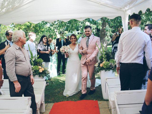 O casamento de Hugo e Leonor em Olhão, Olhão 22