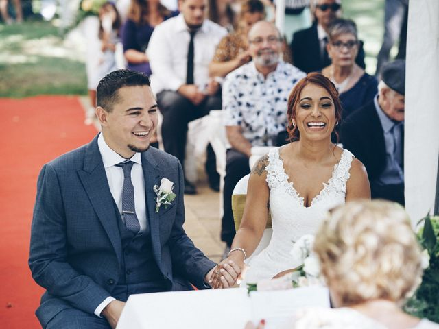 O casamento de Hugo e Leonor em Olhão, Olhão 23