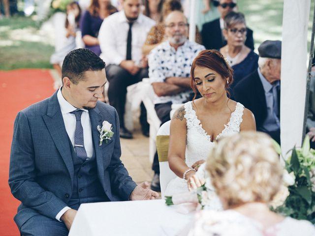 O casamento de Hugo e Leonor em Olhão, Olhão 24