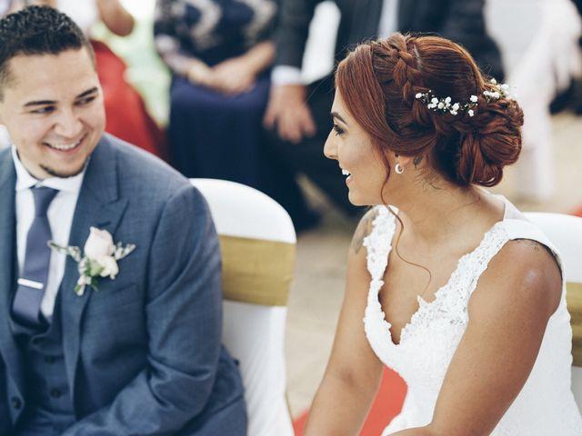 O casamento de Hugo e Leonor em Olhão, Olhão 25