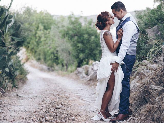 O casamento de Leonor e Hugo