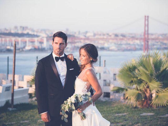 O casamento de Alexandre e Frederica em Almada, Almada 35