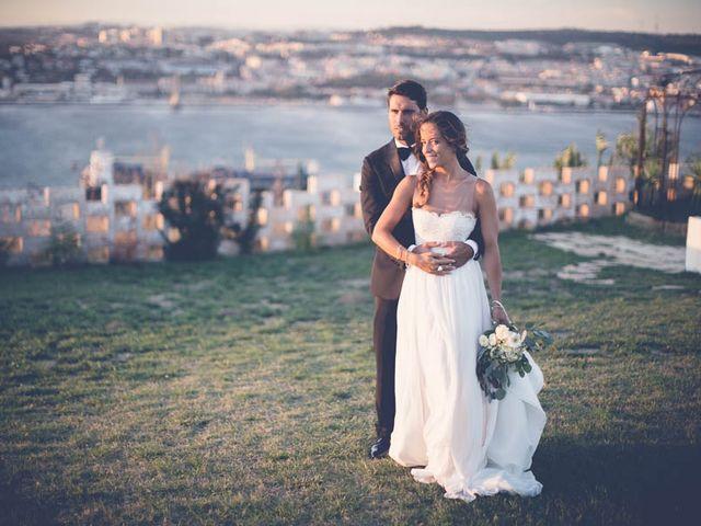 O casamento de Alexandre e Frederica em Almada, Almada 37
