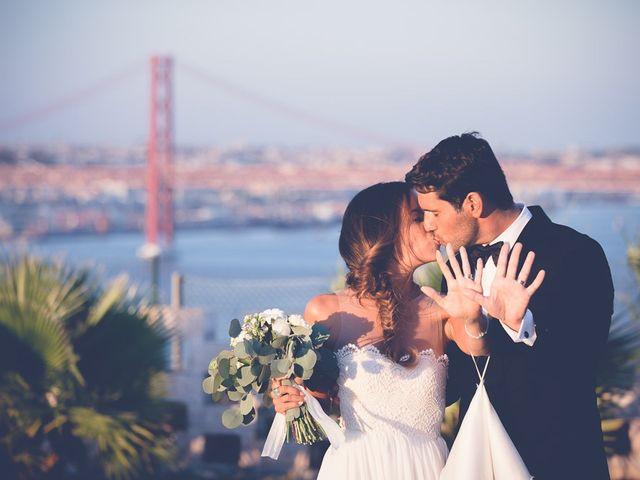 O casamento de Frederica e Alexandre