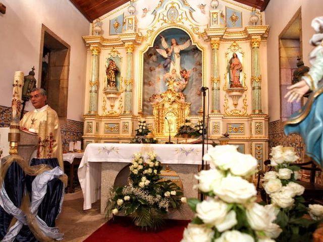 O casamento de Ricardo e Alexandrina em Ribeirão, Vila Nova de Famalicão 13