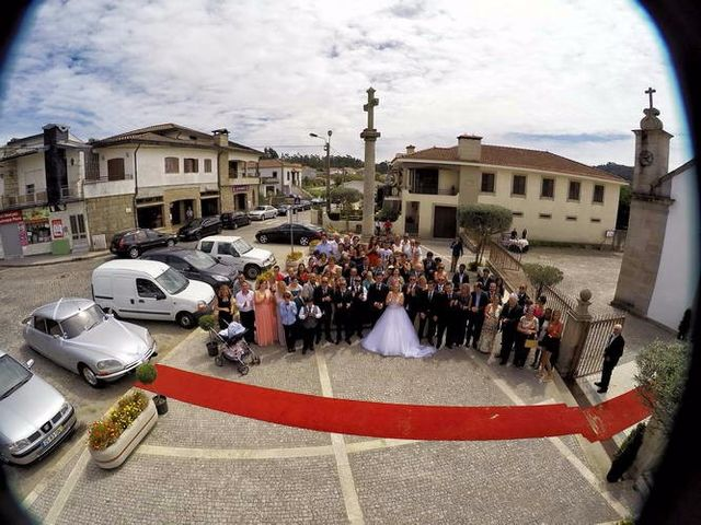 O casamento de Ricardo e Alexandrina em Ribeirão, Vila Nova de Famalicão 19