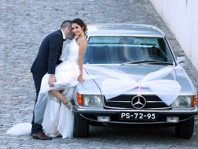 O casamento de Cláudia e Tiago