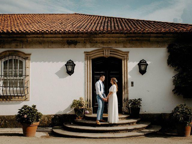 O casamento de Georgia e Connor