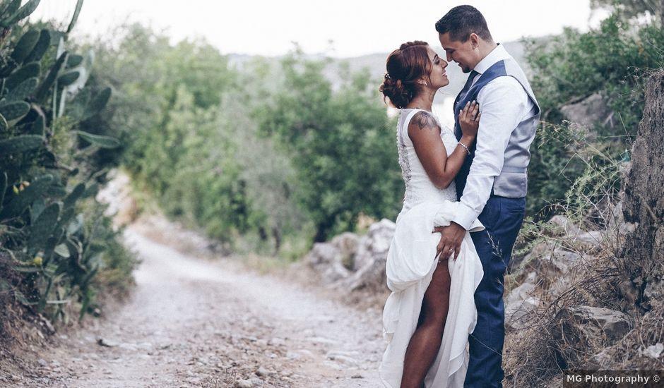O casamento de Hugo e Leonor em Olhão, Olhão