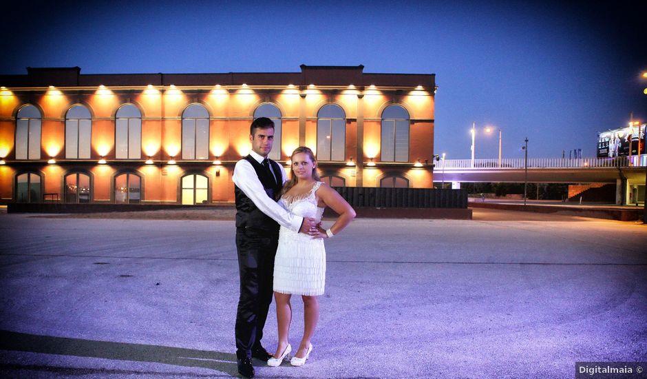 O casamento de Ricardo e Alexandrina em Ribeirão, Vila Nova de Famalicão