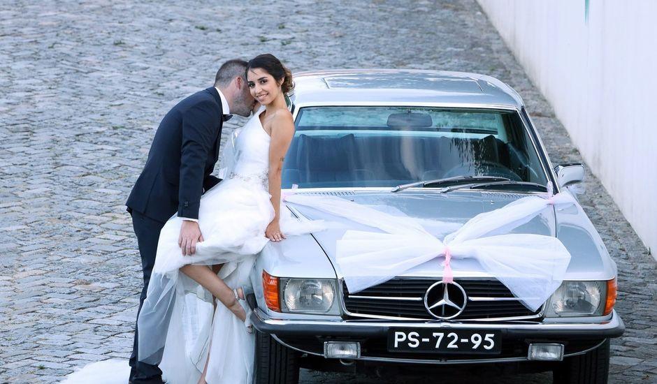 O casamento de Tiago e Cláudia em Valongo, Valongo