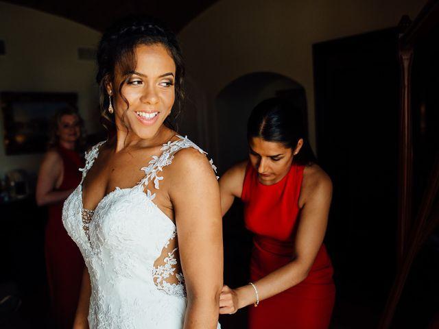 O casamento de Leon e Angela em Guincho, Cascais 11