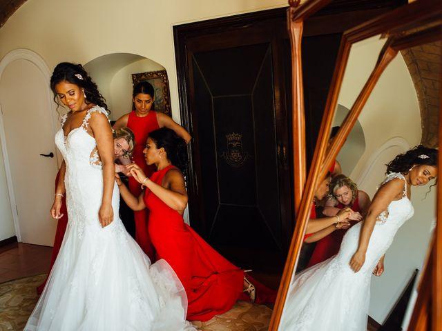 O casamento de Leon e Angela em Guincho, Cascais 12