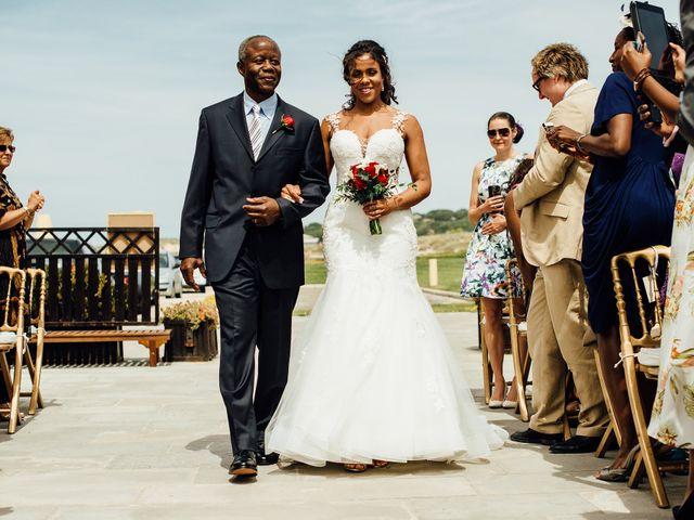 O casamento de Leon e Angela em Guincho, Cascais 23