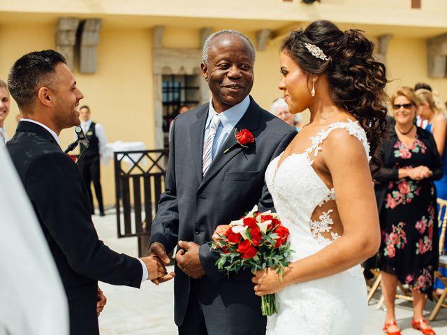 O casamento de Leon e Angela em Guincho, Cascais 25