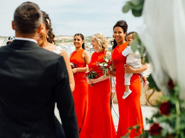 O casamento de Leon e Angela em Guincho, Cascais 26