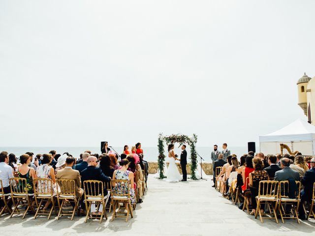 O casamento de Leon e Angela em Guincho, Cascais 27