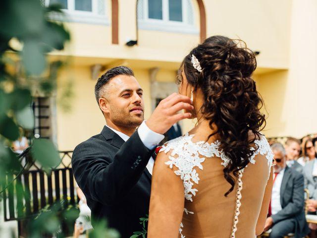 O casamento de Leon e Angela em Guincho, Cascais 28