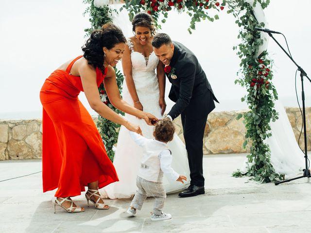 O casamento de Leon e Angela em Guincho, Cascais 30