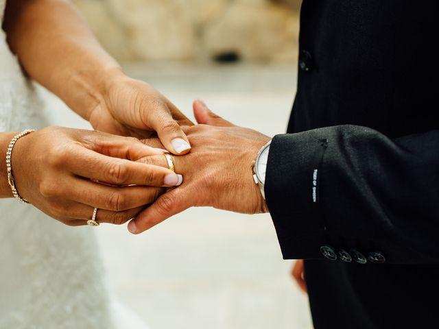 O casamento de Leon e Angela em Guincho, Cascais 32