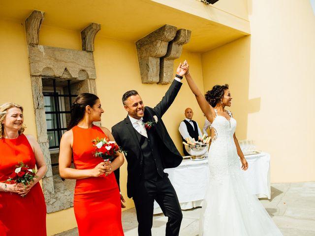 O casamento de Leon e Angela em Guincho, Cascais 35