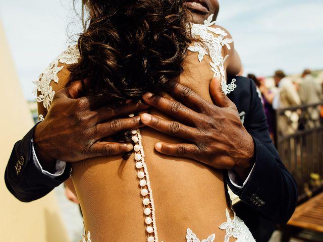 O casamento de Leon e Angela em Guincho, Cascais 38
