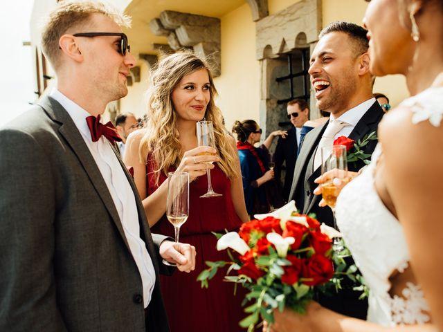 O casamento de Leon e Angela em Guincho, Cascais 39