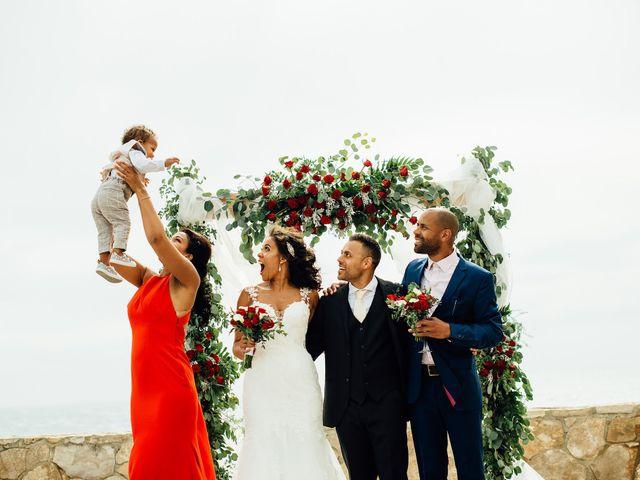 O casamento de Leon e Angela em Guincho, Cascais 40